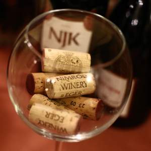 borkóstolók / wine tastings