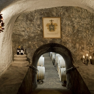 Pincelejárat / Pathway to the Cellar