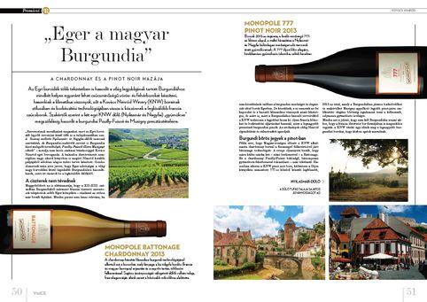 Eger a magyar Burgundia