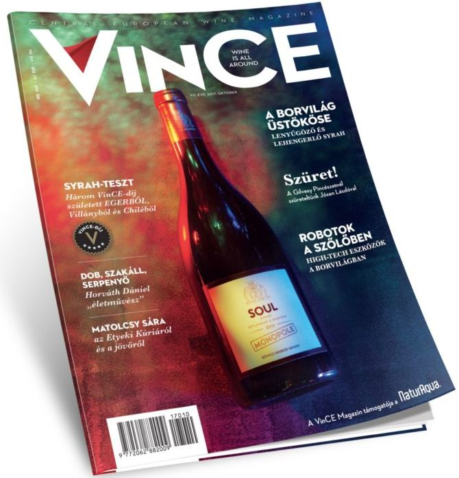 Vince Magazin