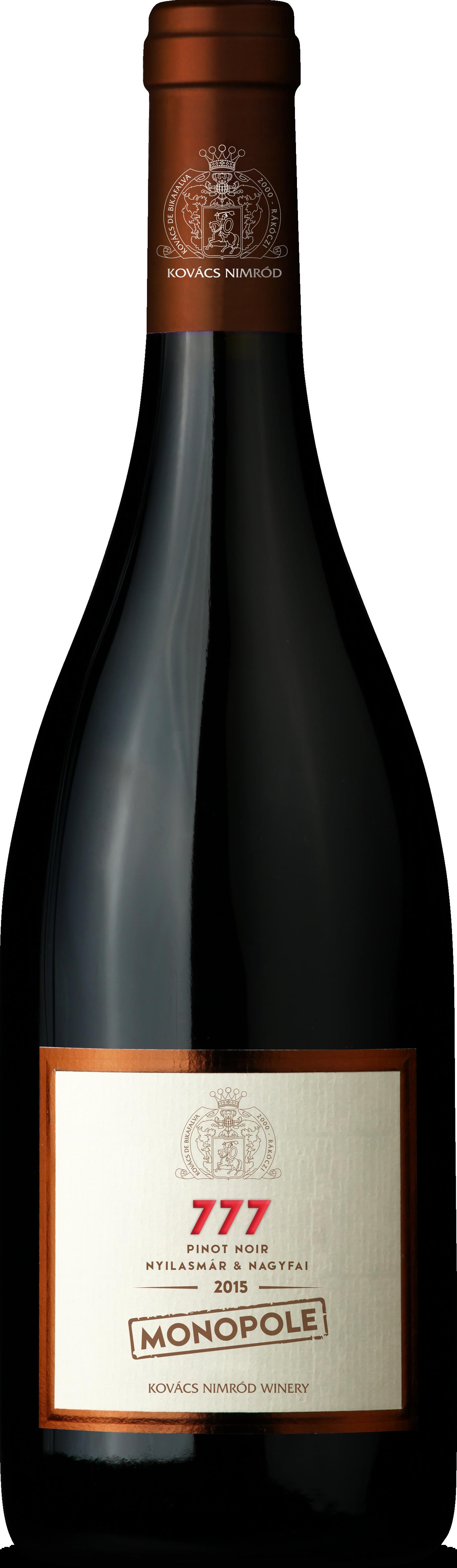 777 Pinot Noir 2015